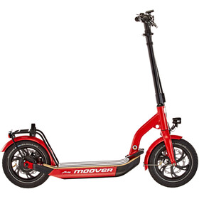 Metz Moover E-scooter, red